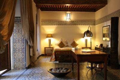 Riad Laaroussa Green Suite
