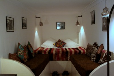 Riad Laaroussa Little Brown Room
