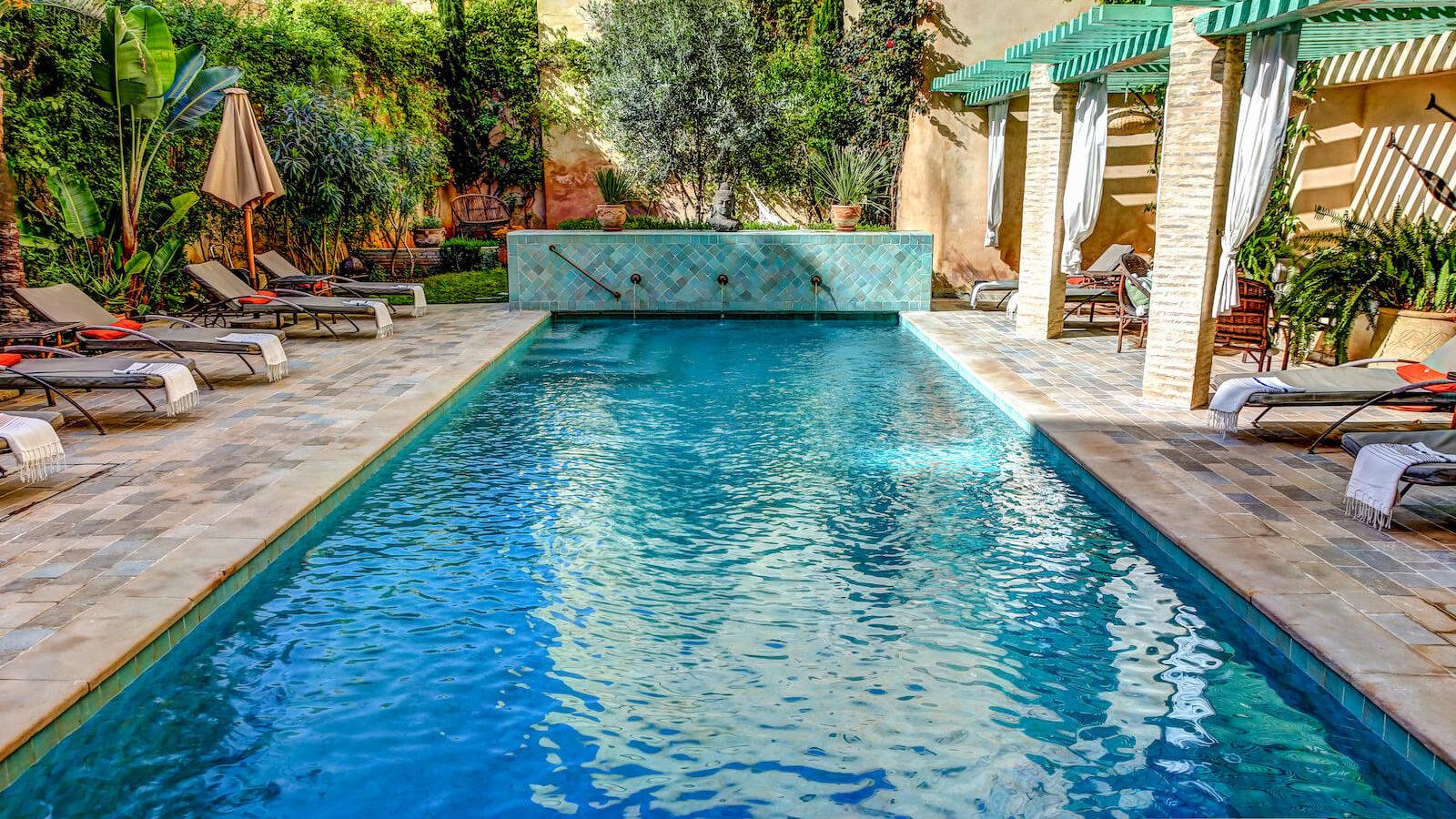 Pool Riad Laaroussa